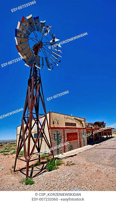 Windmill in Route 66