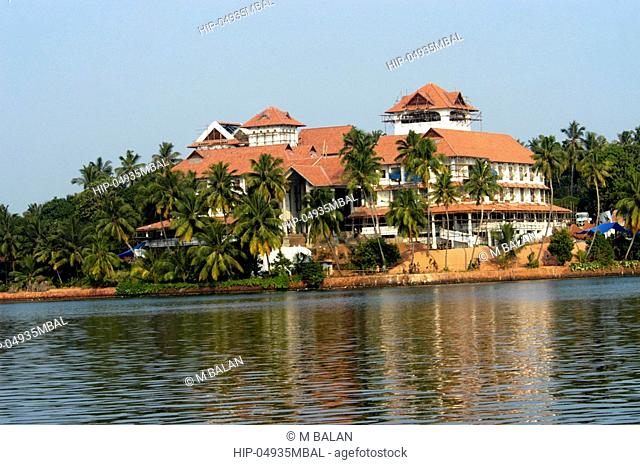 NEW RESORT ON THE BANKS OF ASHTAMUDI LAKE KOLLAM
