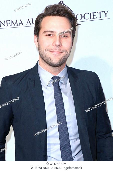 53rd Annual Cinema Audio Society (CAS) Awards at Omni Los Angeles Hotel at California Plaza - Arrivals Featuring: Justin Miles Where: Los Angeles, California