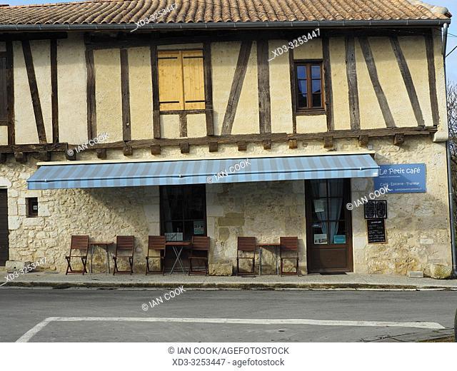 Le Petite Cafe, Serres-et-Montguyard, Lot-et-Garonne Department, Nouvelle Aquitaine, France