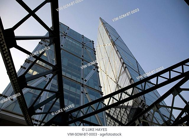 BROADGATE TOWER, LONDON, UNITED KINGDOM, Architect SKIDMORE OWINGS AND MERRILL, 2008