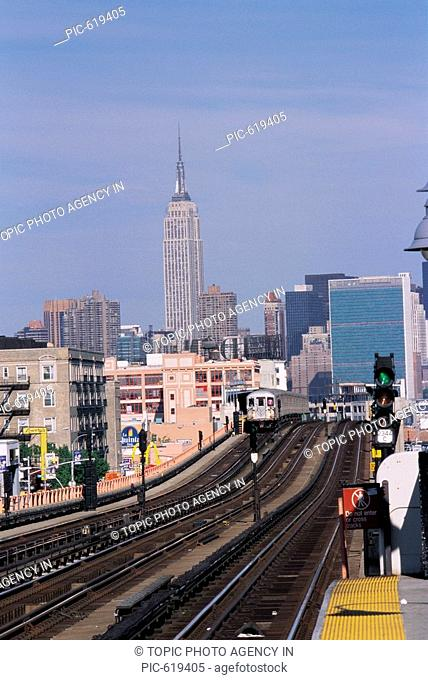 Empire State Building,New York,USA