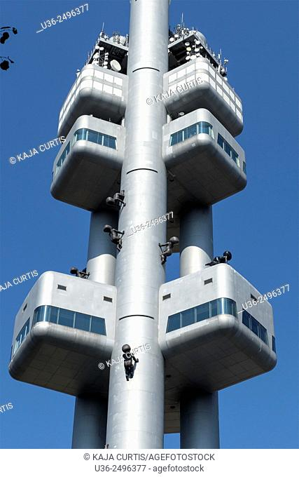 Zizkov Tower