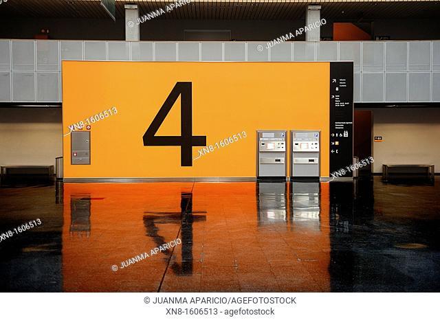 ATM BEC, Bilbao Exhibition Center