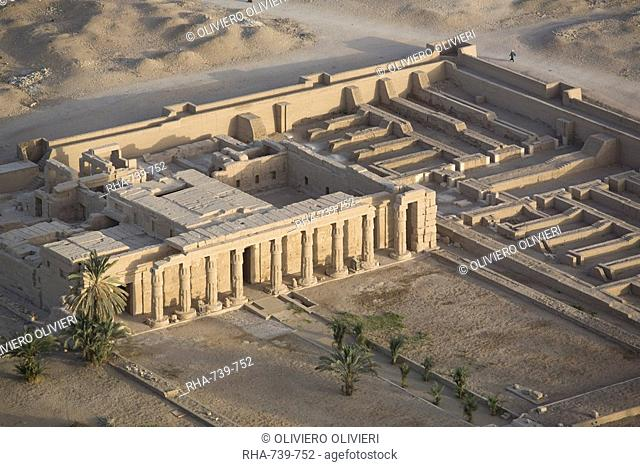 The Temple of Dendera, Egypt, North Africa, Africa