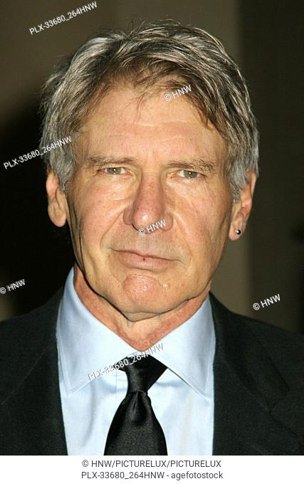 "Harrison Ford 02/05/07 """"45th ICG Publicists Awards"""" @ Beverly Hilton Hotel, Beverly Hills Photo by Ima Kuroda/HNW / PictureLux File Reference # 33680-264HNW"