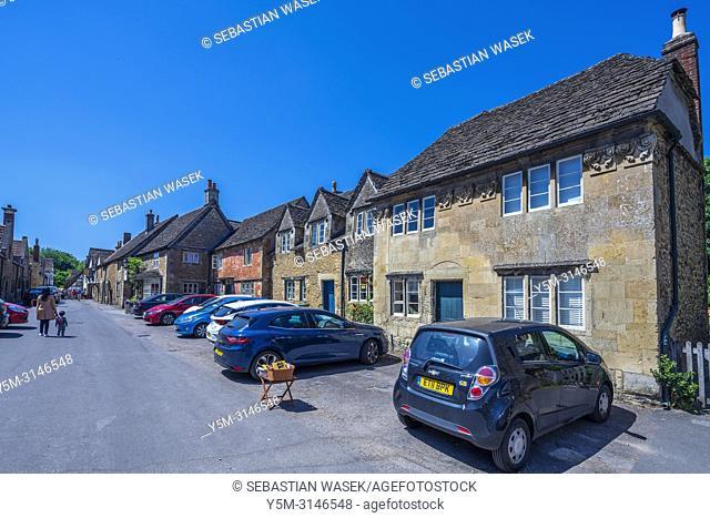 Lacock, Wiltshire, England, United Kingdom, Europe