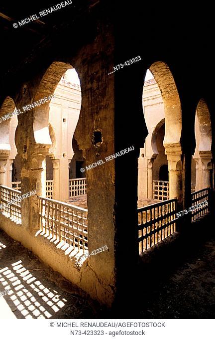 Taliouine. Morocco