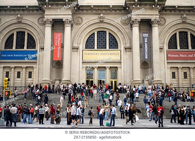 The Metropolitan Museum is regarded as the great museum of the city of New York