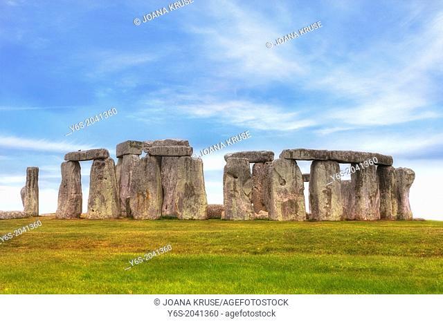 Stonehenge, Amesbury, Wiltshire, England, United Kingdom