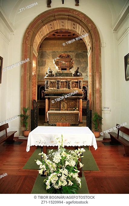 Spain, Castilla Leon, Segovia, Convento de Carmelitas Descalzos