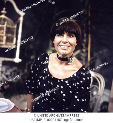 Oh, diese Männer!, Fernsehspiel, Deutschland 1978, Darsteller: Barbara Rütting