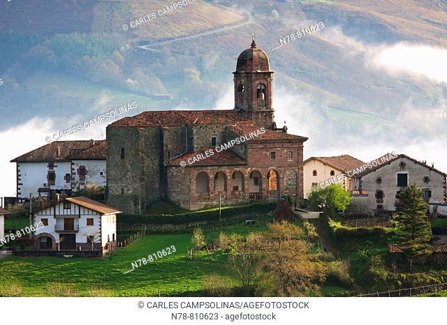 Ziga, Valle de Baztán, Navarra
