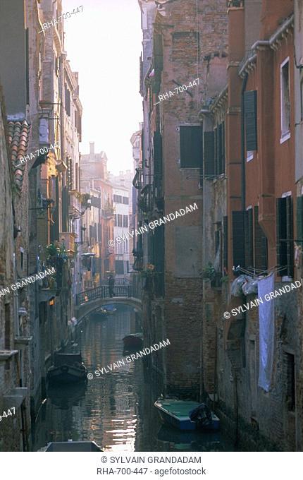 Halia, Venice, UNESCO World Heritage Site, Veneto, Italy, Europe