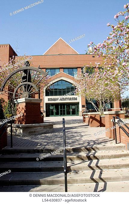 Ryman Auditorium. Nashville. Tennessee. USA