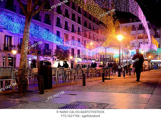 Chueca Square, Madrid