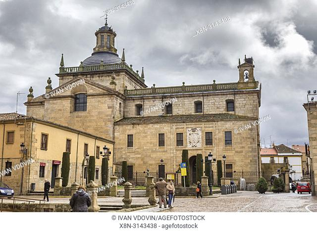 Cathedral, Ciudad Rodrigo, Salamanca, Castilia and Leon, Spain