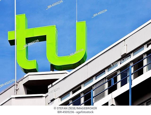 University of Technology, University of Dortmund, Department of Mathematics, Maths Tower, Dortmund, Ruhr district, North Rhine-Westphalia, Germany