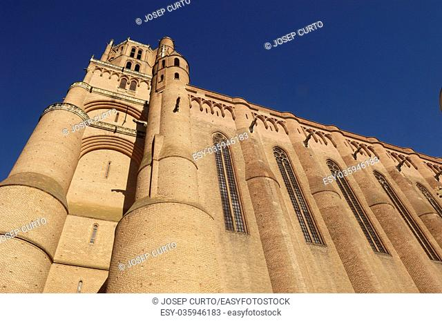Cathedral of Albi, France