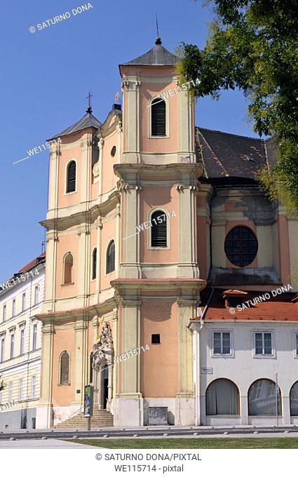 Church of the Holy Trinity, Bratislava, Slovakia