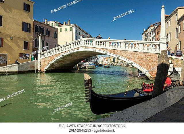 Sestiere of Cannareggio, Venice, Italy