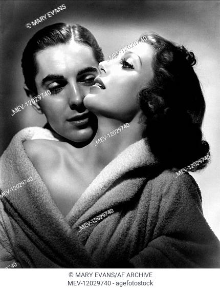 Tyrone Power & Loretta Young Characters: Steve Leyton, Antoinette 'Tony' Gateson Film: Love Is News (1933) Director: Tay Garnett 26 February 1937