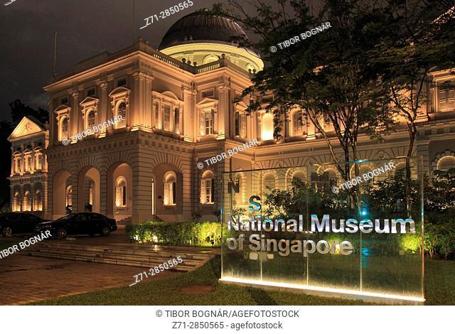 Singapore, National Museum,