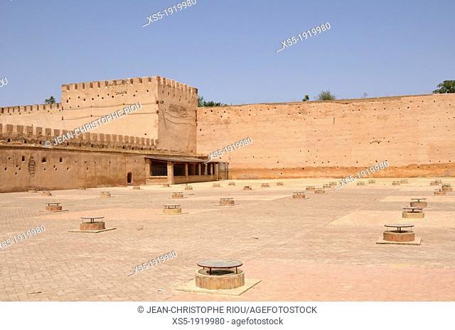 Old prison, Meknes, Morocco