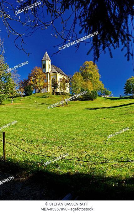 Pilgrimage church Maria Ettenberg