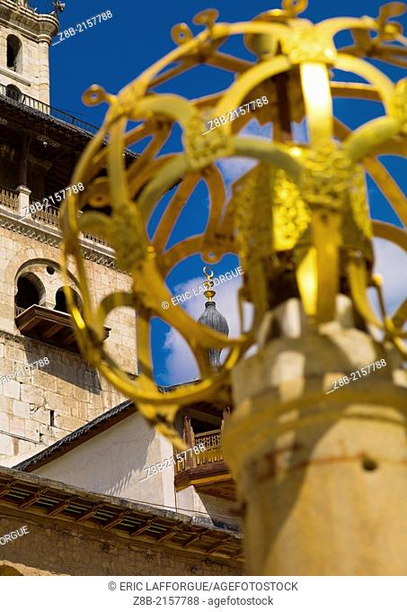 DAMASCUS, SYRIA - APRIL 14: The Ummayad Mosque, aka the Grand Mosque of Damascus is one of the oldest mosques in the world and is regarded as the fourth-holiest...