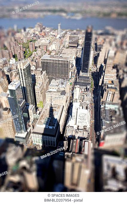 Shadow of the Empire State Building