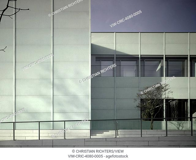 The Museum Folkwang, founded in Hagen by Karl Ernst Osthaus in 1902, was Europe's first museum of contemporary art. The most sig