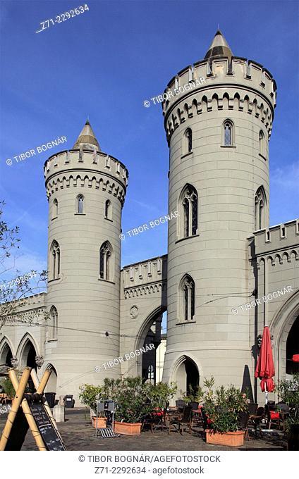 Germany, Brandenburg, Potsdam, Nauener Tor, gate