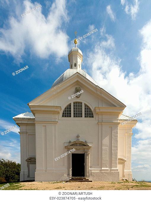 St. Sebastiano's chapel, Mikulov, Czech republic