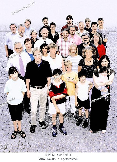 Human group (graphics)