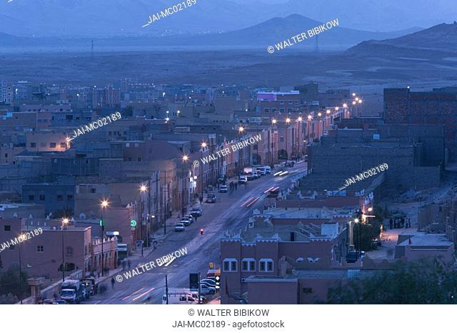 Avenue Mohammed V, Tinerhir, Morocco