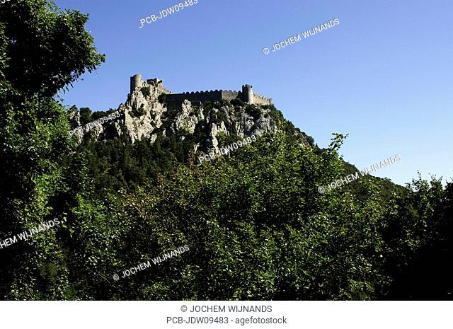 The Castle of Puilaurens