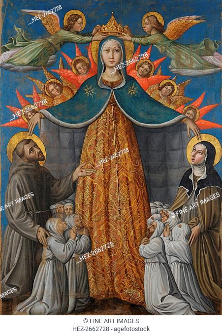 Madonna della Misericordia (Madonna of Mercy), 1462