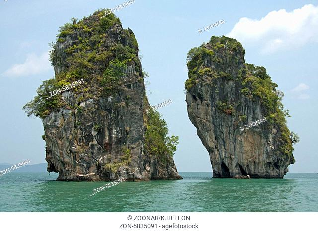 Koh Sup, Phang Nga Bay
