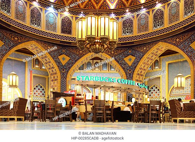IBN BATTUTA MALL IN DUBAI,UAE