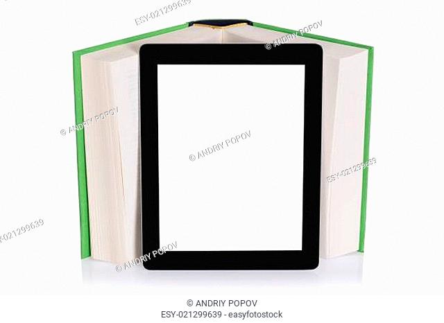 Education with tablet