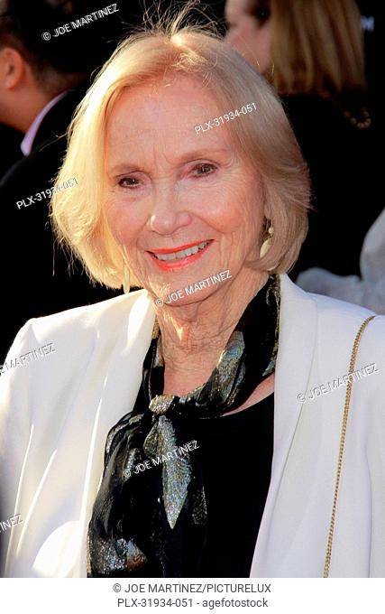 Eva Marie Saint at the 2013 TCM Classic Film Festival Gala Opening Night Screening of Funny Girl. Arrivals held at TCL Chinese Theater in Hollywood, CA