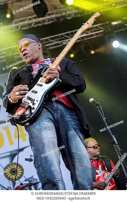 George Clinton amp Parliament Funkadelic at Pori Jazz 2014