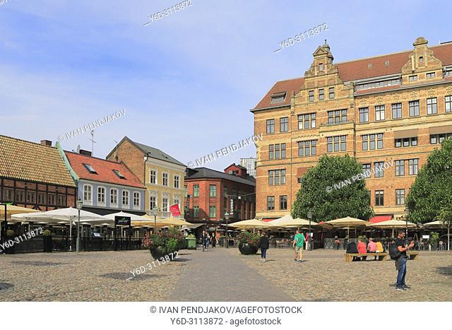 The Old Town, Malmo, Sweden
