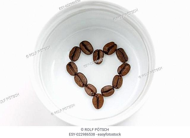 Der Kaffee am Morgen