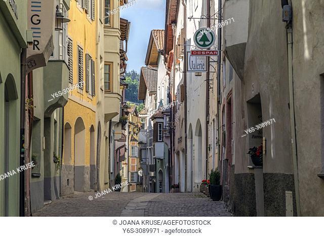 Chiusa, Klausen, Valle Isarco, South Tyrol, Dolomites, Italy, Europe