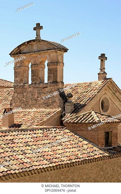 17th century convento de las carmelitas, cuenca castile la mancha spain