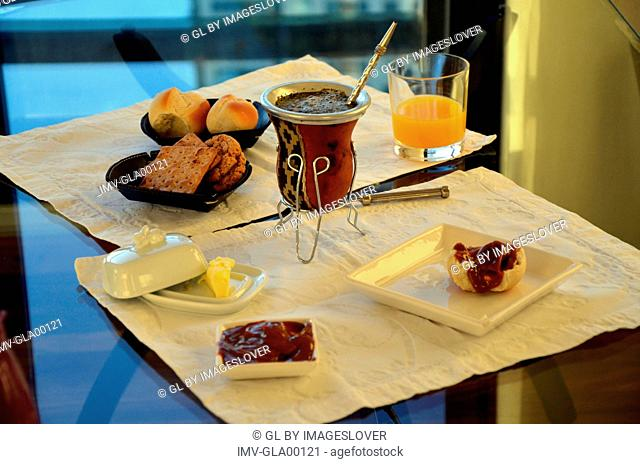 Breakfast with Mate