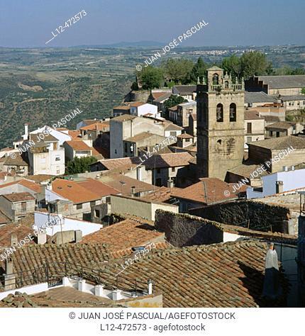 Fermoselle. Zamora province, Castilla-León, Spain