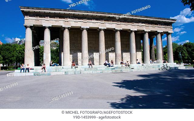 Temple of Theseus, Vienna, Austria